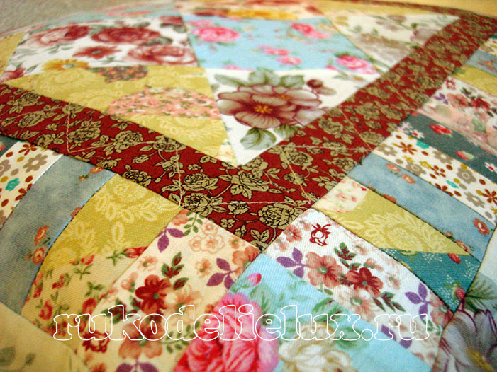 Patchwork in the interior