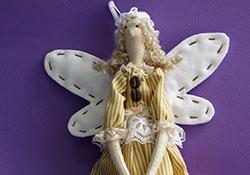 Кукла Тильда в интерьере