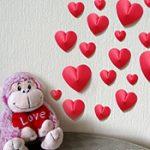Валентинки своими руками — 15 вариантов с фото