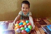 Яйца на пасху своими руками — как сделать и как покрасить
