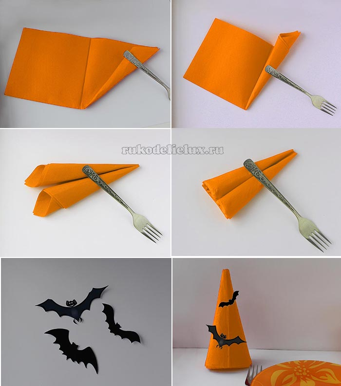 Как можно украсить стол на Хэллоуин