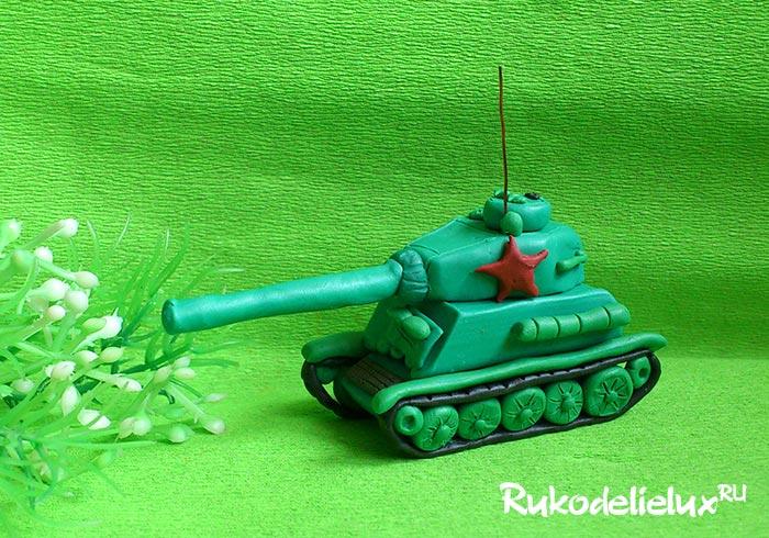 tank-iz-plastilina (1)