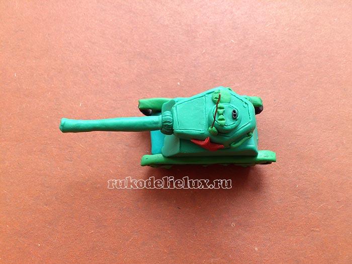 tank-iz-plastilina (12)