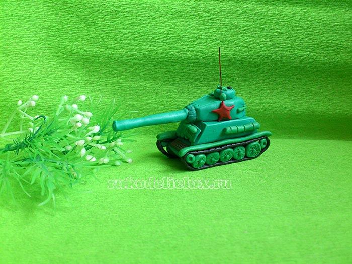 tank-iz-plastilina (13)