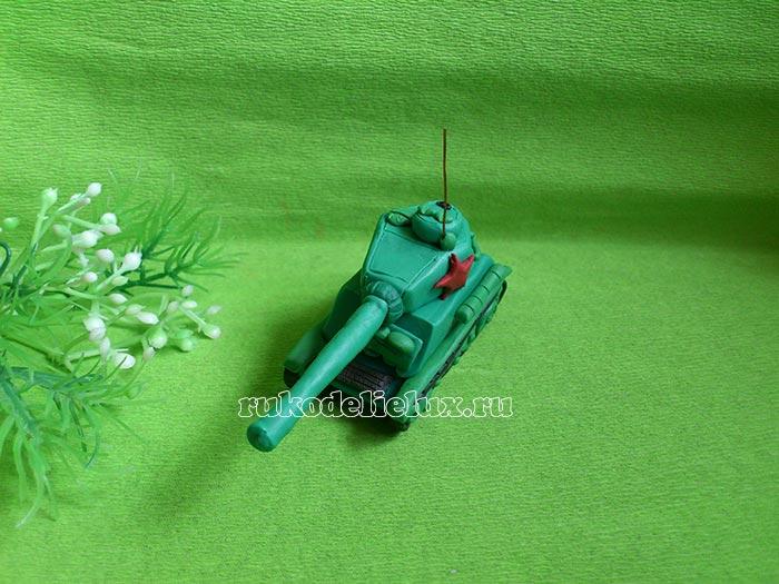 tank-iz-plastilina (14)