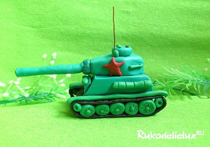 tank-iz-plastilina (17)