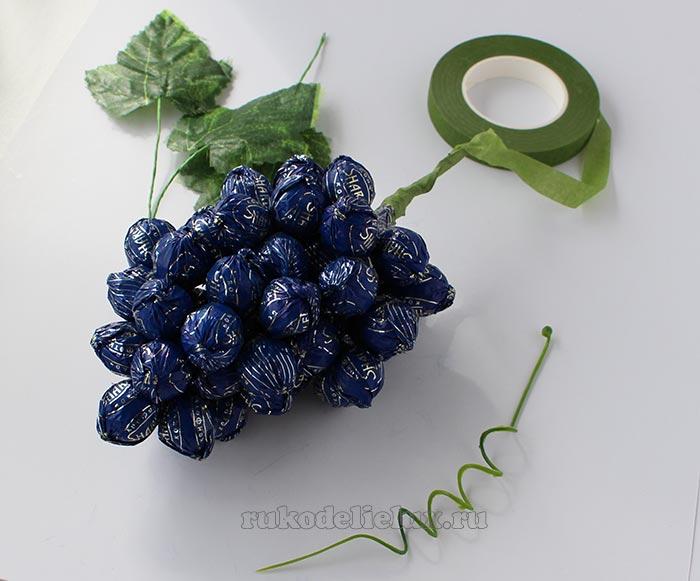 vinograd-iz-konfet (12)