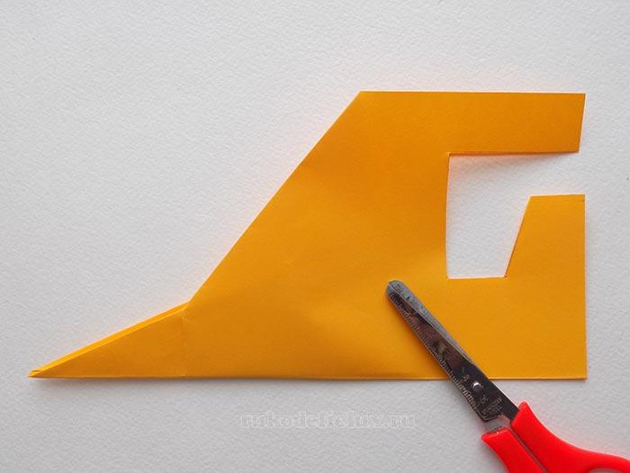 Как сделать бумажного самолёта фото 250
