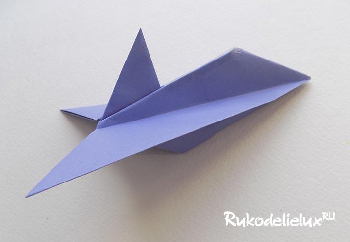 Как сделать бумажного самолёта фото 160