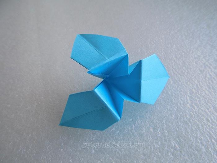 цветы оригами фото