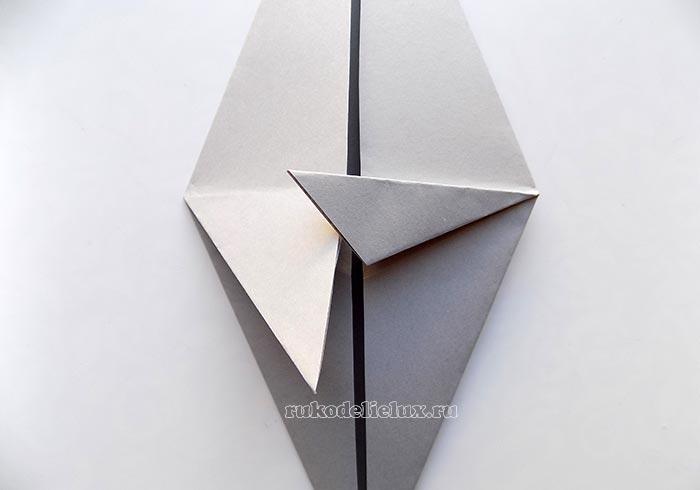 Мышка оригами своими руками