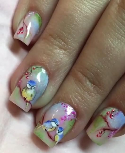 Дизайн ногтей с фото по списку: виды лучших дизайнов маникюра и нейл-арта