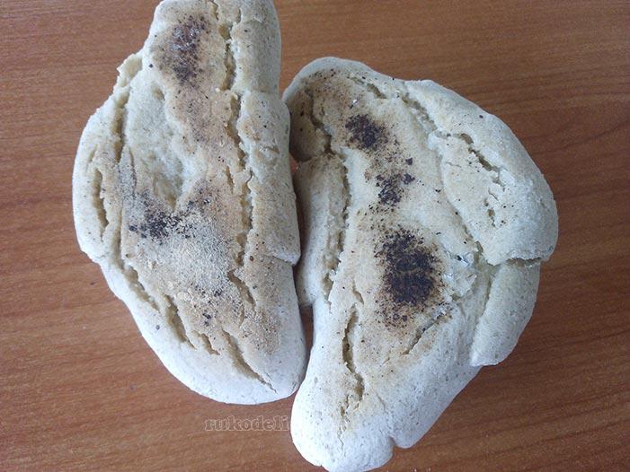 Как готовить соленое тесто