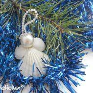 Новогодние игрушки своими руками на елку