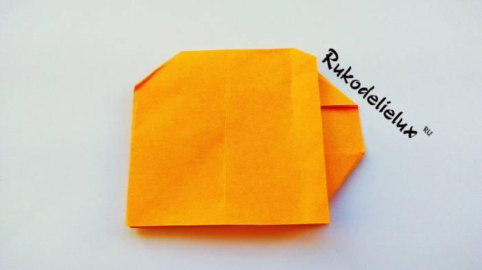 бумажная заготовка для последующей работы