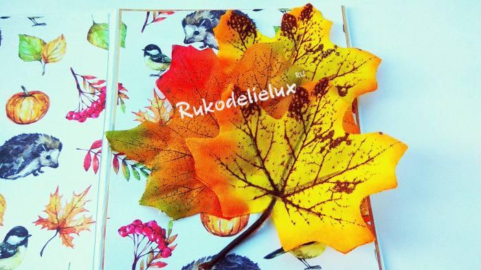 фото 5 открытки я люблю осень