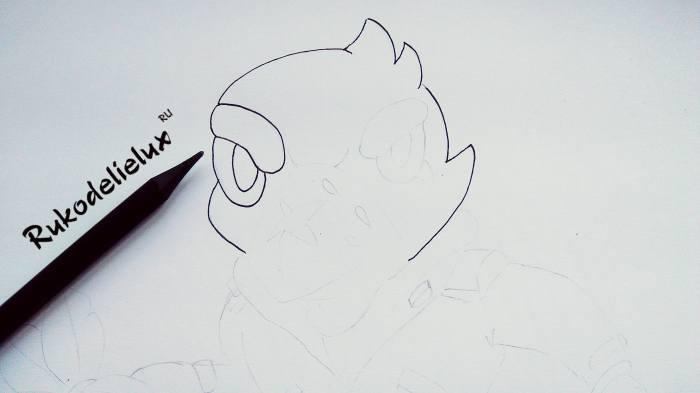 браво старс ворон нарисовать фото 3