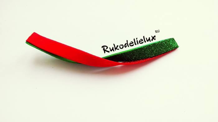из фоамирана игрушка с елочкой фото 4
