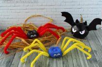 Как сделать украшения на Хэллоуин — страшно красиво!